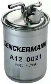 A120021 DENCKERMANN Фiльтр паливний VW Polo 1,9D 94-/Seat Cordoba 96-/Scoda Felicia 1.9D 95-