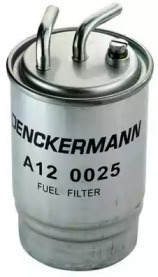 A120025 DENCKERMANN Фільтр паливний Ford Mondeo 1.8TD,Mazda 121