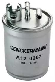 A120087 DENCKERMANN Фільтр паливний VW Caddy II,Polo III 1.9SDI,TDI