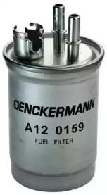 A120159 DENCKERMANN Фільтр паливний Ford Focus/Transit 1,8Di/Tddi 98-