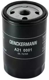 A210001 DENCKERMANN Фільтр масляний VAG benzin