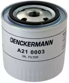 A210003 DENCKERMANN Фільтр масляний Ford Granada 2.0i,2.3V6,2.4V6,2.8V6 -87