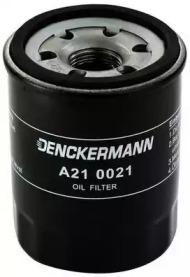 A210021 DENCKERMANN Фільтр масляний Opel Astra 1.7TD -98/Fiat Grande Punto 05-/Nissan Cube 10-
