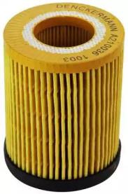 A210036 DENCKERMANN Фільтр масляний Opel Corsa C 1.0-1.4 00-05, Astra H 1.4 04-05