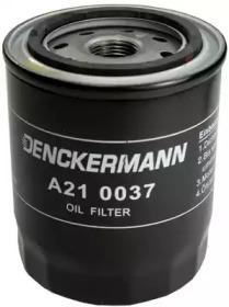 A210037 DENCKERMANN Фільтр масляний Nissan 200 SX, Almera 1.6/2.0 90- Daihatsu Charmant 1300 (МОТ. 4K-U)