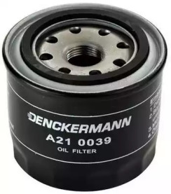 A210039 DENCKERMANN Фільтр масляний Honda/Hyunday/Kia/Mazda/Mitsubishi/Subaru