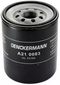 A210083 DENCKERMANN Фільтр масла Mazda 626 kombi 2.0D 88-