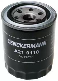 A210110 DENCKERMANN Фільтр масла Isuzu/Mitsubishi Colt 1.8D -2/86, Galant 2.3D