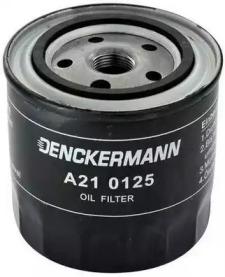 A210125 DENCKERMANN Фільтр масляний Dacia 1.6D Renault Espace TD, Fuego TD