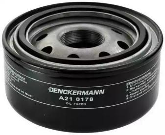 A210178 DENCKERMANN Фільтр масла VW 2,8TDI LT28-46 97- (AGK/ATA)