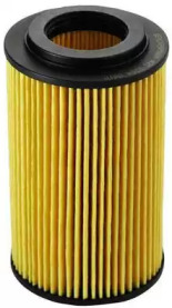 A210264 DENCKERMANN Фільтр масляний DB Sprinter/Vito CDI OM611/612/646 (4 резинки)