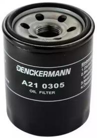 A210305 DENCKERMANN Фільтр масляний Kia Sportage/Nissan Maxima/Ford Probe