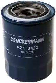 A210422 DENCKERMANN Фільтр масляний Kia Sorento/Hyundai H-1 2.5 CRDi 02-