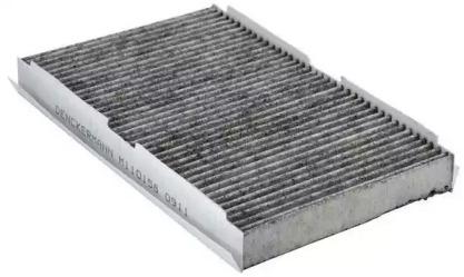 M110158 DENCKERMANN Фільтр вугільний салона Citroen C2/34 02- Peugeot 307 00-