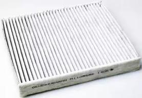 M110868K DENCKERMANN Фільтр салону вугільний Nissan Almera II 1.8 00-/Primera 1.9dCi 02-