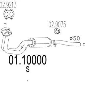01.10000 MTS