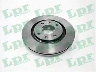 C1141V LPR Тормозной диск