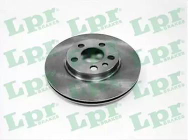 Тормозной диск LPR L2055V для авто CITROËN, FIAT, PEUGEOT с доставкой