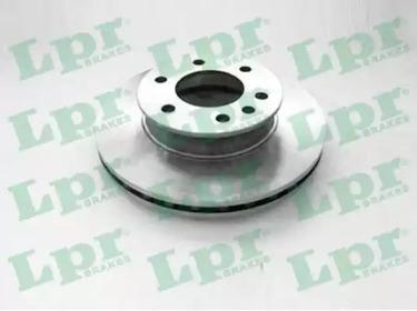 Тормозной диск LPR M2042V для авто MERCEDES-BENZ, VW с доставкой