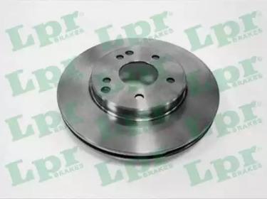 Тормозной диск LPR M2601V для авто CHRYSLER, MERCEDES-BENZ с доставкой