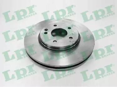 Диски Тормозные Lpr LPR M2737V для авто MERCEDES-BENZ с доставкой
