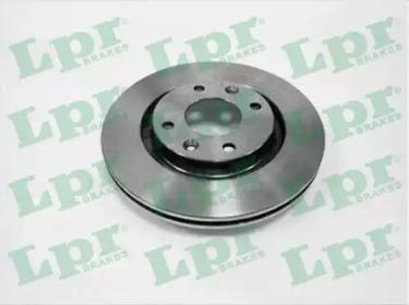P1002V LPR Тормозной диск