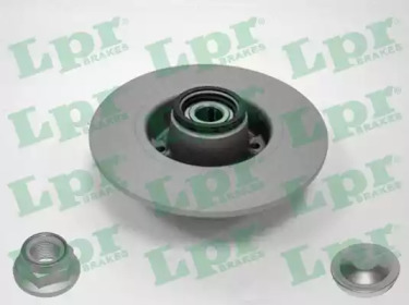 R1005PRCA LPR Тормозной диск