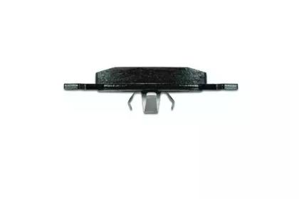 8DB355007911 HELLA Комплект тормозных колодок, дисковый тормоз -3