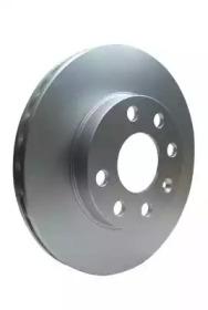 8DD355100821 HELLA Тормозной диск -2