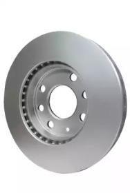8DD355100821 HELLA Тормозной диск -3