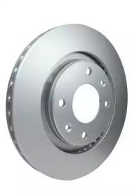 8DD355102051 HELLA Тормозной диск -2