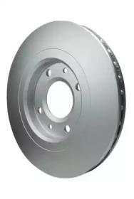 8DD355102051 HELLA Тормозной диск -3