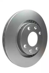 8DD355108351 HELLA Тормозной диск -2