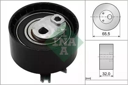 Ролик INA INA 531040930 для авто DACIA, LADA, NISSAN, RENAULT с доставкой-1
