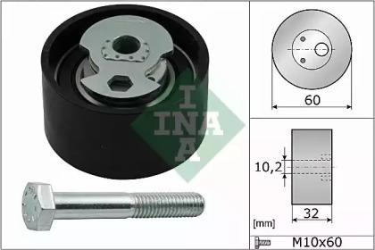 Ролик INA INA 531050410 для авто FORD с доставкой-1