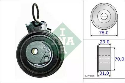 Ролик INA INA 531053210 для авто HYUNDAI, KIA с доставкой-1