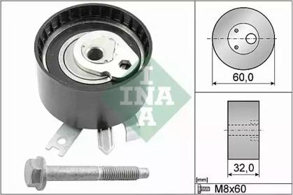Ролик INA INA 531054710 для авто DACIA, NISSAN, RENAULT, SUZUKI с доставкой-1