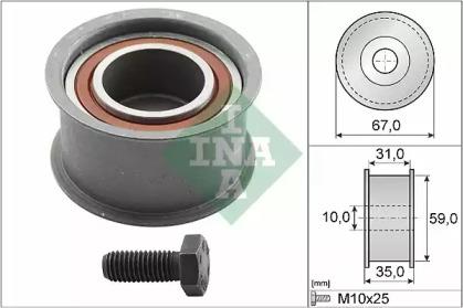 Ролик INA INA 532015910 для авто AUDI, SKODA, VW с доставкой-1