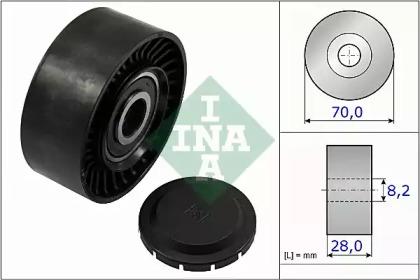 Ролик INA INA 532046810 для авто AUDI, SEAT, VW с доставкой-1