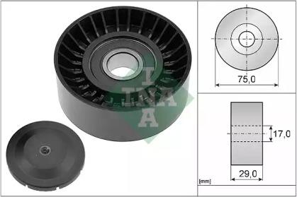 Ролик INA INA 532053610 для авто VW с доставкой-1