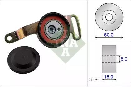 Натяжитель INA INA 533007810 для авто SMART с доставкой-1