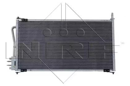 Радиатор Кондиционера NRF 35345 для авто FORD с доставкой-4