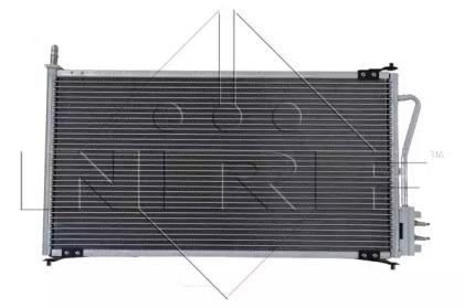 Радиатор Кондиционера NRF 35345 для авто FORD с доставкой-5