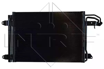 Конденсатор, кондиционер NRF 35520 для авто AUDI, SEAT, SKODA, VW с доставкой-7