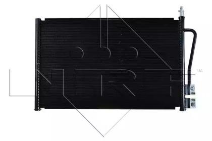 Радиатор Кондиционера NRF 35524 для авто FORD, MAZDA с доставкой-4