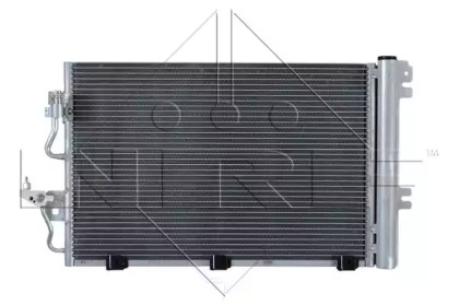 Радиатор кондиционера EASY FIT NRF 35555 для авто OPEL с доставкой-5