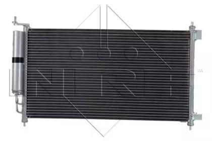 Радиатор кондиционера EASY FIT NRF 35583 для авто NISSAN с доставкой-5
