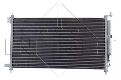 Радиатор кондиционера EASY FIT NRF 35583 для авто NISSAN с доставкой-6