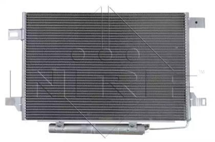 Конденсатор NRF 35758 для авто MERCEDES-BENZ с доставкой-8