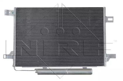 Конденсатор NRF 35758 для авто MERCEDES-BENZ с доставкой-10